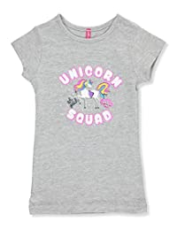 "Just 2 Cute Little Girls' ""Unicorn Squad"" T-Shirt"