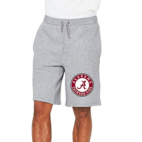 Alabama Crimson Tide Baseball Men's Cool Short Gym Shorts
