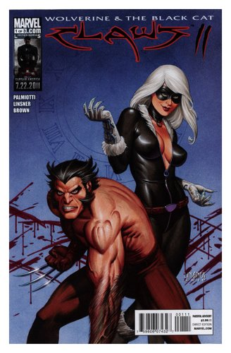 Wolverine & The Black Cat: Claws II #1 (of 3) (Volume 2)