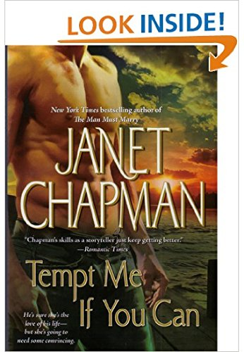 Tempt Me If You Can book by Janet Chapman