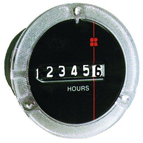 - REDINGTON COUNTERS 710-0001 ELECTROMECHANICAL HOUR METER