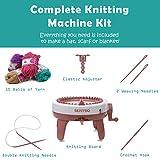 Kraftic Knitting Craft Machine, 40 Needle