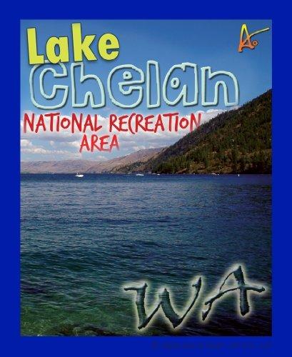Best Ultimate Iron On Lake Chelan Travel Collectable Souvenir Patch -National Parks & Monuments Souvenir Postcard Type Quality Photos Graphics - Lake Chelan