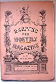 img - for Harpers New Monthly Magazine, August, 1890 book / textbook / text book