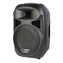 Pyle-Pro PPHP1599AI 15-Inch 1600W Portable Powered 2 Way Full Range Loud Speaker System with Built in MP3/USB and Ipod Dock