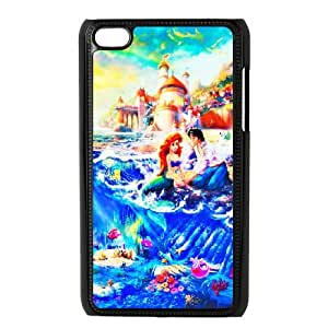 Generic Case Mermaid For Ipod Touch 4 Q9Q743503