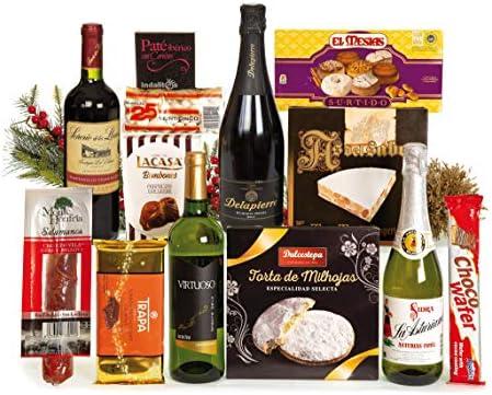Lotes, Cestas y Regalos Lote de Navidad, Pack de 13: Amazon.es: Alimentación y bebidas