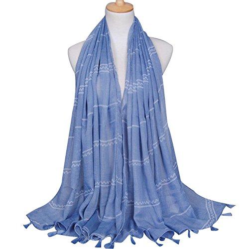 Cloth Buckle Storage Box Small (Blue) - 8