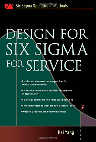 Design for Six SIGMA for Service (Six SIGMA Operational Methods) thumbnail