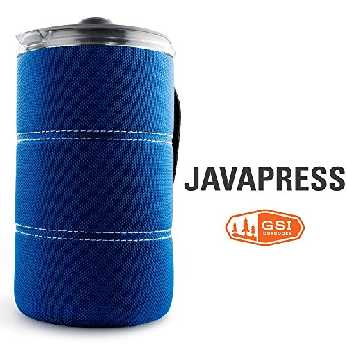 GSI Outdoors - 30 Fl Oz JavaPress, Superior Backcountry Cookware Since 1985