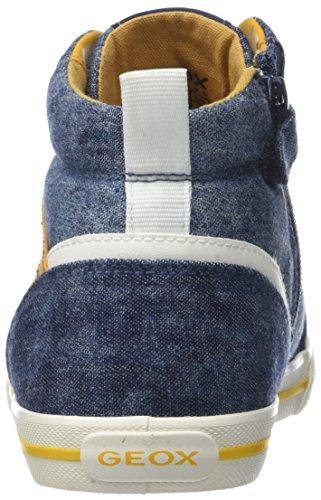 Geox Zapatillas Azul H Para J Niños Altas Kilwi twpqwPr