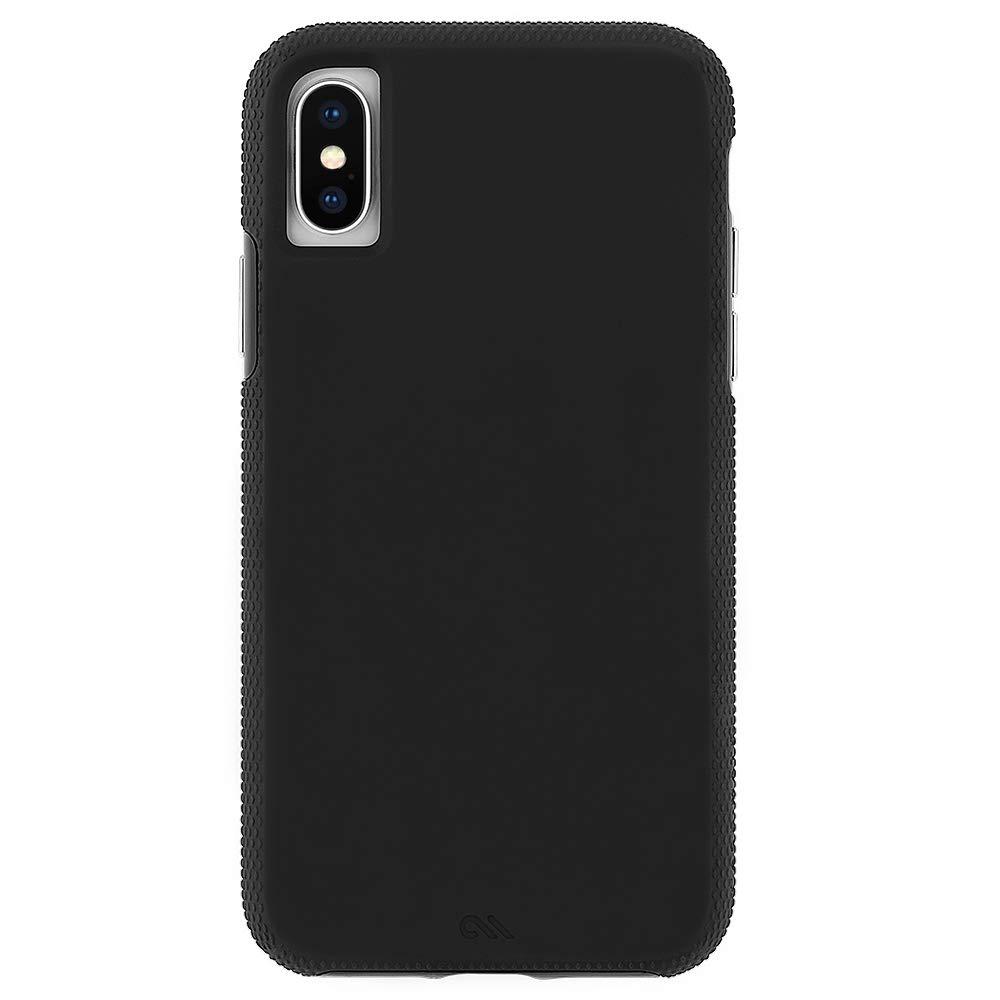 Black//Black CM038622 Car Vent Mount iPhone XS Max Case Case-Mate Car Case with Metal Plate iPhone 6.5