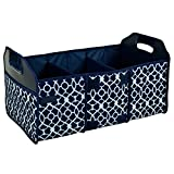 Picnic at Ascot 3 Section Folding Trunk Organizer- Designed & Quality Approved in the USA