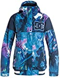 DC Junior's Dcla Classic Varsity Regular Fit Snow Jacket, Howling Moon, S