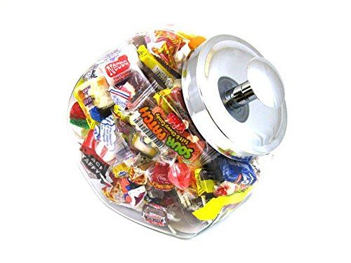 Retro Candy Jar - Candy ()