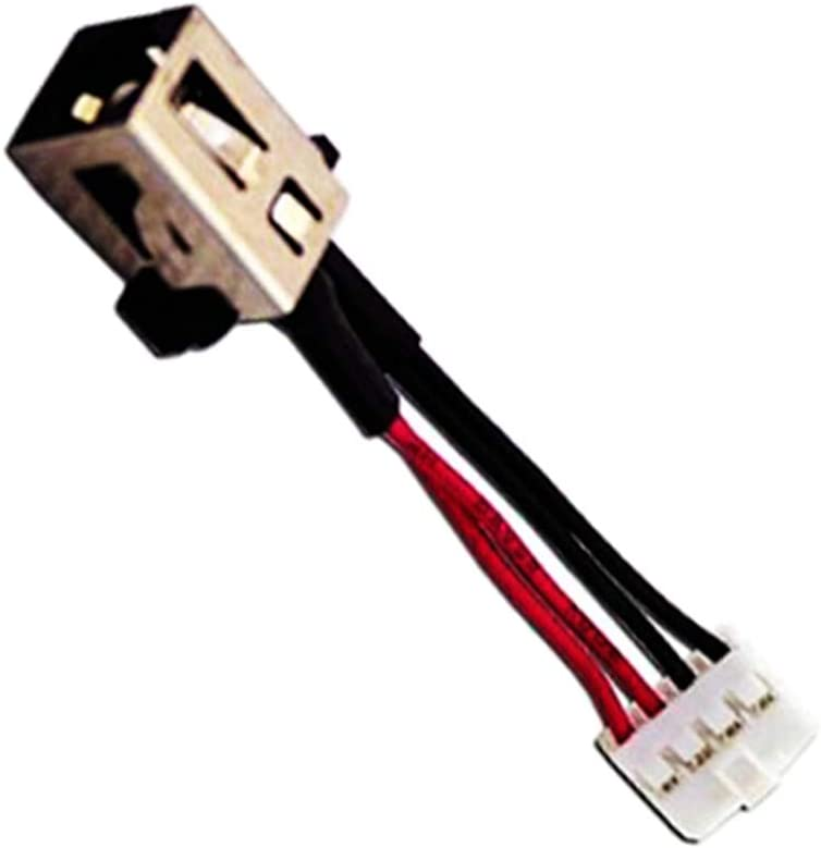 Dc Power Jack Cable Socket Plug Wire Harness Connector Charging Port Wire Connector Socket Plug Socket Connector Dc Power Jack Wiring Professional for Jack Power Connector