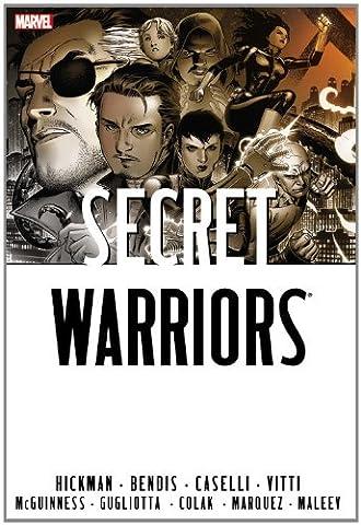 Secret Warriors Omnibus (Alex Hickman)