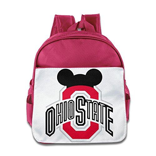 HYRONE Ohio State Buckeyes Football Teenager Shoulders Bag For 1-6 Years Old (North Carolina Halloween Costumes)