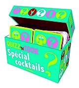Quizz'n cook spécial cocktails