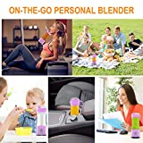 Portable Blender Personal USB Rechargeable Juice