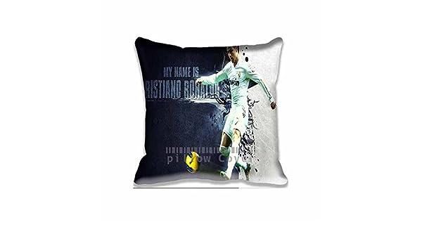 Samsung patrón Cristiano Ronaldo funda de almohada con ...