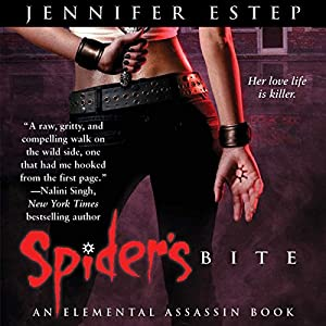 Spider's Bite Audiobook