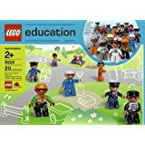 LEGO Education DUPLO Community People Set 4591516 (20 Pieces)
