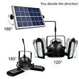 Solar Light Indoor&Outdoor with Remote
