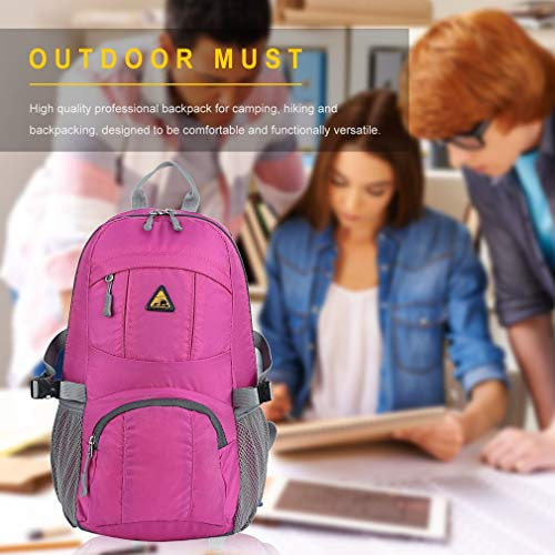 YTYC Comfortable Mountaineering Backpack Multifunction Portable Bag Outdoor by YTYC (Image #3)