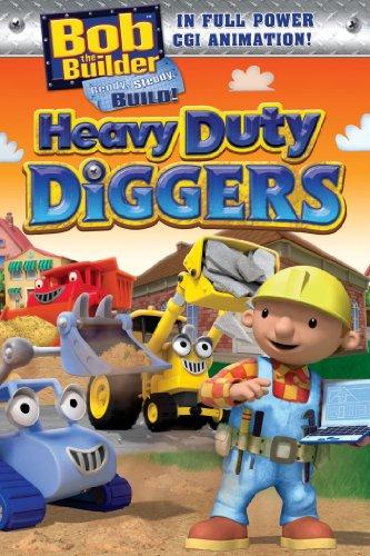 Bob The Builder: Heavy Duty Diggers