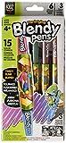 Chameleon Kidz Blendy Pens, Multi-Color Marker Pens, Stationery Kit