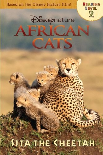 African Cats: Sita the Cheetah (Disneynature African Cats) by [Disney Book Group]