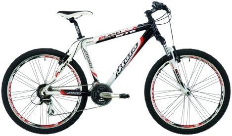 ATALA Planet V17R - Bicicleta de montaña Unisex, Talla M (165-172 cm), Color Rojo: Amazon.es: Deportes y aire libre