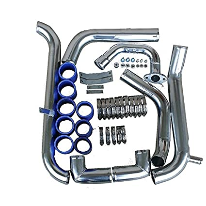 GOWE Intercooler tuberías Kit para Toyota Starlet 80 90 serie Starlet 1.3L EP91 EP82 4efe