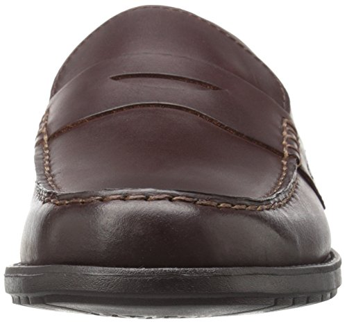 Nunn Bush Mens Appelton Penny Loafer Marrone