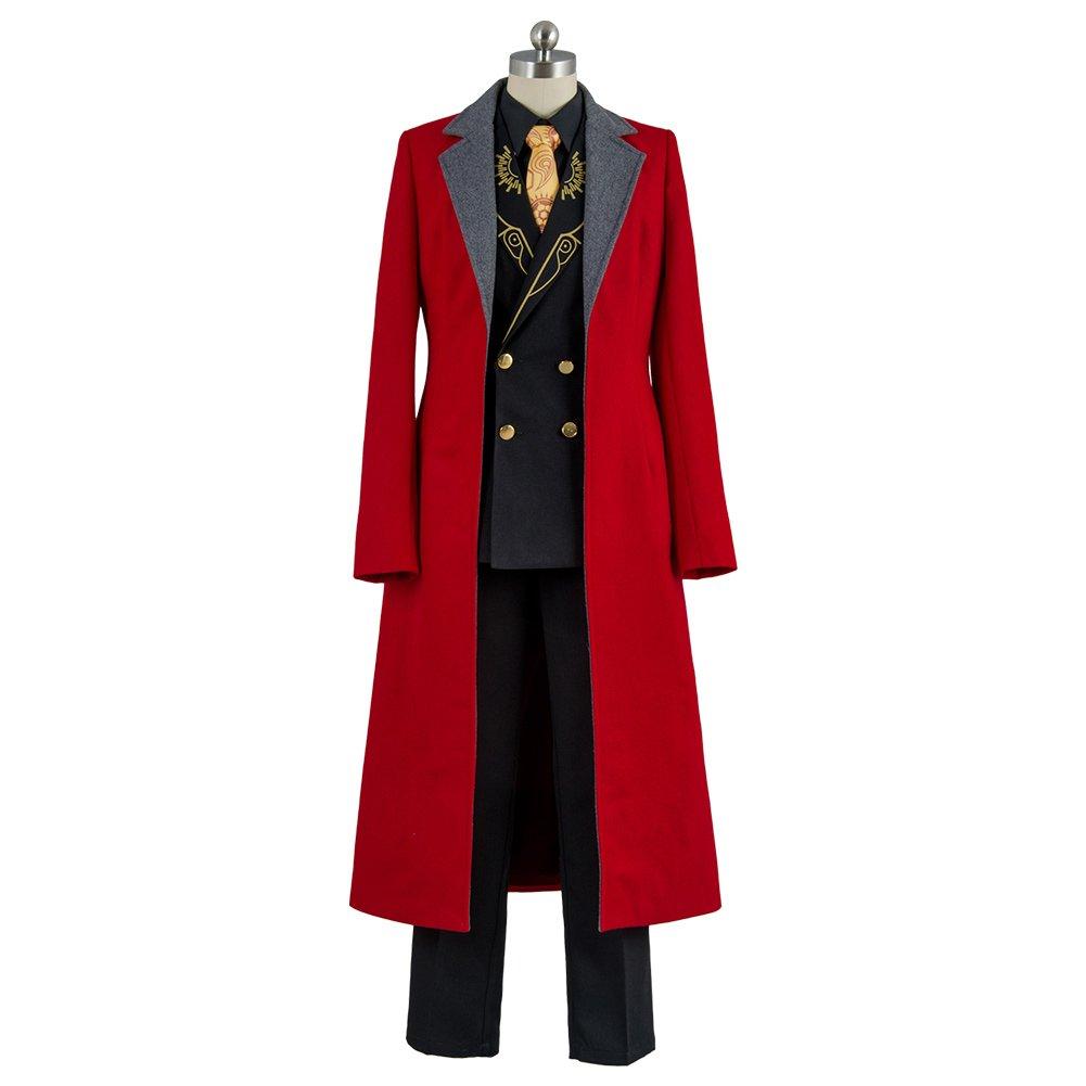 cosplaysky Fate/Grand Order 2周年記念英霊正装 コスプレ カルナ コスプレ 衣装 女性XL B075WQXZ4W 女性XL  女性XL