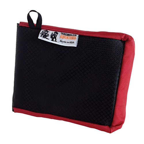 Trailmaster Adventure Gear The Changing Mat Red Pocket by Trailmaster Adventure Gear