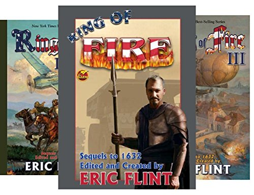 Ring of Fire anthologies (4 Book Series)