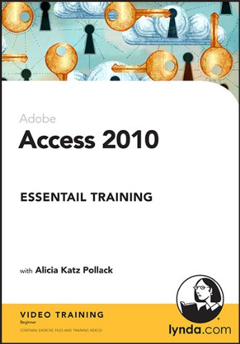 Access 2010 Essential Training