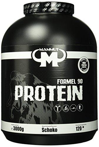 Mammut Eiweiß  - Formel 90 Protein, 3000g Dose, Schoko