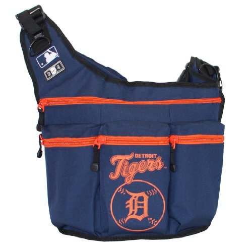 MLB Detroit Tigers Diaper Navy product image