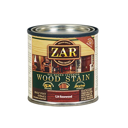 Rosewood Wood Stain - ZAR 12406 Wood Stain, Rosewood