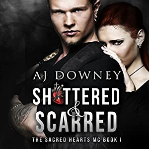 Shattered & Scarred Audiobook