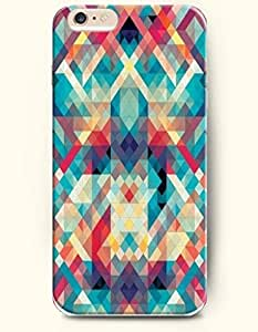 For Iphone 5/5s Cover Case with Design of Colorful Flowers - Rainbow Color Series -OOFIT Authentic iPhone Skin