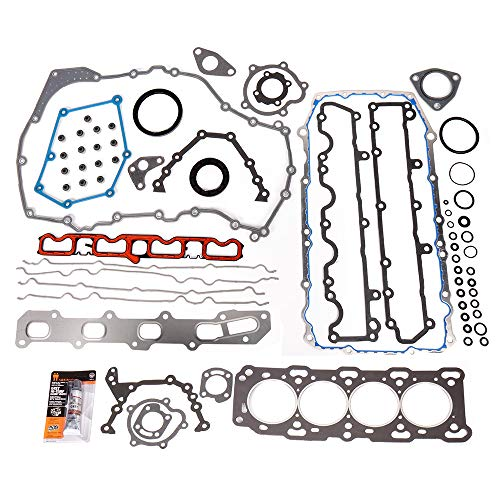 SCITOO Head Gasket Sets Engine Gasket Kit Replacement for 1999-2002 Chevrolet Cavalier 2.4L
