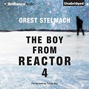 The Boy from Reactor 4 Hörbuch