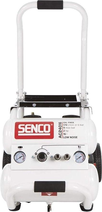 Senco Ac24016 Leiselauf Kompressor Baumarkt