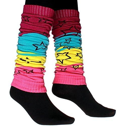Discount Emmalise Junior Women's Knit Winter Warm Leg Warmers hot sale