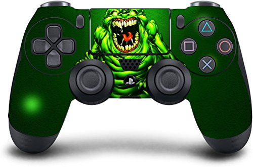 Slime Controller - (Slime Monster) PS4 Modded Wireless Controller Exclusive Custom Design w/Extreme Features: Rapid Fire, Auto Burst, Jump Shot, Auto Spot & more