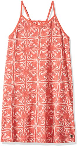 Roxy Little Girls' Words to None Else Knit Dress, Marshmallow Havana Tile, 2